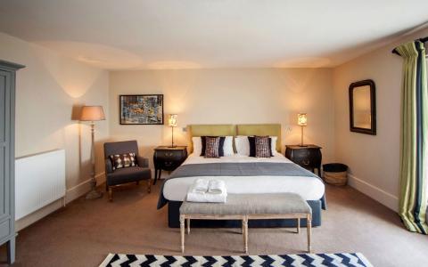 Premium room 2, The Grosvenor Arms, Shaftesbury